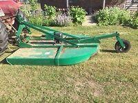 Danelander 6ft HeavyDuty Brush /Grass topper.