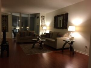 FURNISHED NEAR SQUARE ONE IN MISSISSAUGA