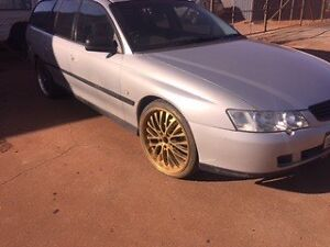 2007 Holden Commodore Wagon Port Hedland Port Hedland Area Preview