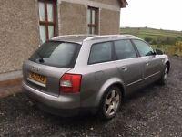 Audi A4 estate Newry