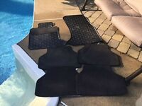 bmw m5 or all series 5.. OEM floor mat...winter + summer