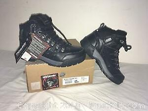 Konkrete Boys Winter Boots Size 5