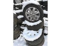 NISSAN MICRA 15 INCH ALLOY WHEELS 4 STUD 185/60R15 TYRES SET OF FOUR