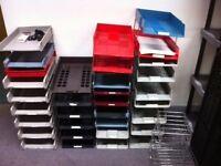 Document Storage Trays