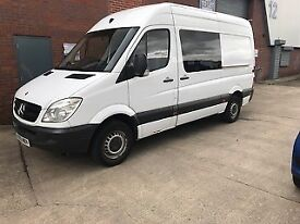 Mercedes Splitter Tour Van