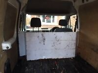 Ford Transit Connect bottom half bulkhead (guard)