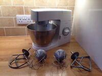 Kenwood Chef Mixer (KM 336) £115
