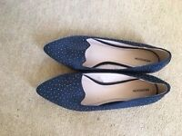 Monsoon shoes. New. Size 6.5