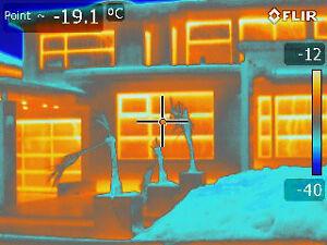 INFILTROMÉTRIE ET THERMOGRAPHIE Saint-Hyacinthe Québec image 2