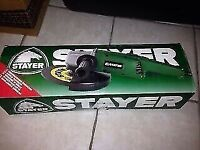 Industrial professional Powerful 110 volt STAYER 230mm Angle Grinder