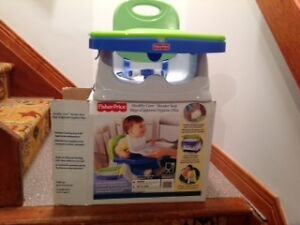 Fisher-Price Child's Booster Chair