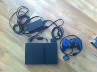 Playstation 2 with 6 games