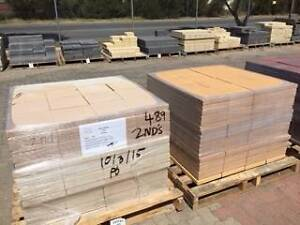 Pavers Factory Seconds 250 x 250 x 40 Ottoway Port Adelaide Area Preview