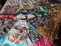 Bundle of girls clothes age 7