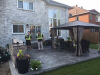 DURHAM REGION STAMPED COLOR CONCRETE - CALL TODAY FOR A QUOTE