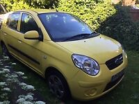 Kia, PICANTO, Hatchback, 2010, Other, 1086 (cc), 5 doors