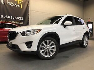 2014 Mazda CX-5 GT LEATHER, SUNROOF, PUSH BUTTON