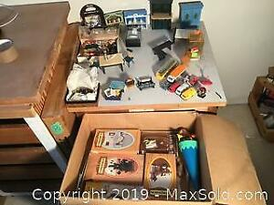 Toys And Dollhouse Furniture And Miniatures
