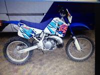 honda crm 250 1993 totally original
