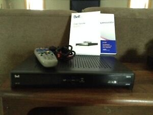 Bell Satellite HD receivers