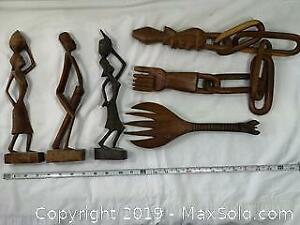 AFRICAN WOOD LOT