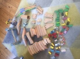 Thomas and Friends - Wooden Track Bundle (3)