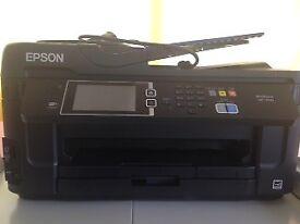 *FOR SALE* - EPSON WORKFORCE WF-7610 - Coloured A4 & A3 Printer/Copier