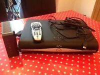 Sky + HD box with Sky router and Spurs Sky remote