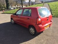 Suzuki Alto GL 2006, 11Months Mot, Service History, 2 Keys, 1 owner from new!!!!