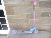 Girls Littlest pet shop scooter