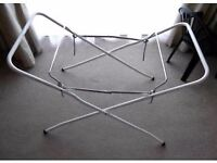Stand for Moses basket or carrycot