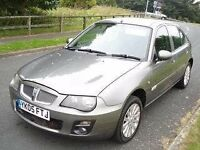Rover 25 1.4gsi with full leather not Astra or fiesta or Mondeo
