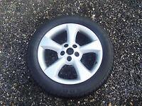 jaguar s type alloy wheels tyre not included