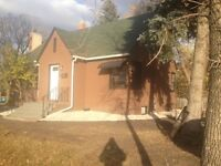 University of Alberta rental house