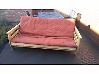 Futon sofa bed good condition