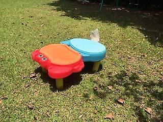 Little Tikes Water & Sand Play Island