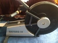 Horizon Oxford 4 Rowing machine