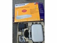 NETGEAR ROUTER AND ACCESS POINT