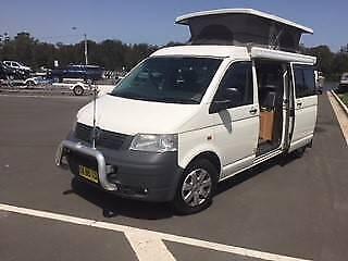2005 Volkswagen Transporter Van/Minivan Bywong Queanbeyan Area Preview