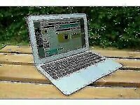 Core i5 11.6' Apple MacBook Air 1.7Ghz 4Gb 120GB SSD Microsoft Office Adobe Photoshop Final Cut Pro