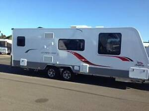 2016 Jayco Starcraft Touring - 22 foot, sleeps 5. Victoria Point Redland Area Preview