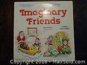 Imaginary Friends by Bert Collins