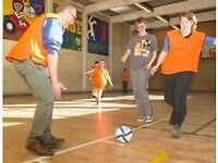 Special Olympics club volunteer