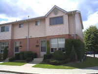 Renovated End Unit Condo - 3 bedrooms, 1.5 bath - C/A & Gas heat