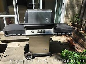 Imperial Broil King Propane Barbecue