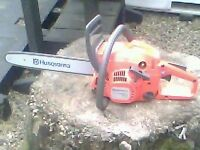 husqvarna 236 chainsaw