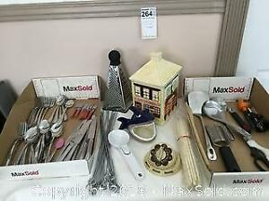 Cutlery And More - B