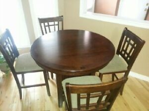 Sears bought dinning table and chairs Cambridge Kitchener Area image 2