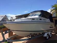 Haines Applause 680 SC 23ft  2012-200HP Suzuki  & 2012 Trailer Maxwelton Central West Area Preview