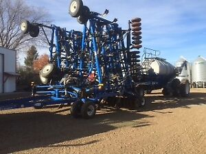 2013 New Holland P2050 58' Air Drill with P1060 430bu Tank